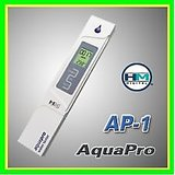 AquaPro Water Quality TDS Tester/ Meter HM DIGITAL AP-1 With Temp.thermometer .