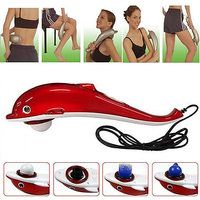 Dolphin Infrared Hammer( Full Body Massager) With 3 Attachment - 3352924
