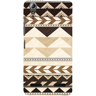 ifasho 3Diangular Pattern Back Case Cover for Lenovo A6000