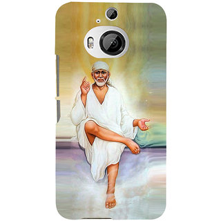 ifasho Sai baba Back Case Cover for HTC ONE M9 Plus