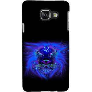 ifasho zodiac sign leo Back Case Cover for Samsung Galaxy A3 A310 (2016 Edition)