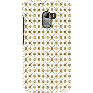 ifasho Modern Art Design animated cloth Pattern of flower Back Case Cover for Lenovo K4 Note
