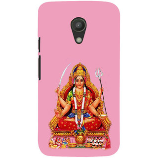 ifasho Santoshi maa Back Case Cover for Moto G2