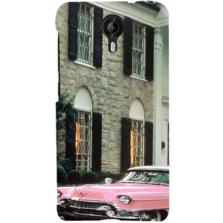 ifasho Latest Car at home Back Case Cover for Micromax CanvasNitro3E455