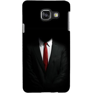 ifasho Gentle man Back Case Cover for Samsung Galaxy A3 A310 (2016 Edition)