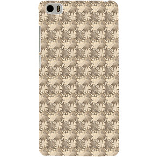 ifasho Modern Art Design animated cloth Pattern of star Back Case Cover for Redmi Mi5
