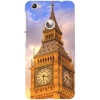 ifasho Historic Place Back Case Cover for LeTV 1S
