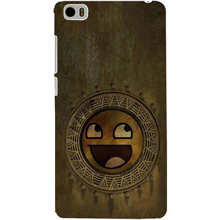 ifasho Smilee on wood Back Case Cover for Redmi Mi5