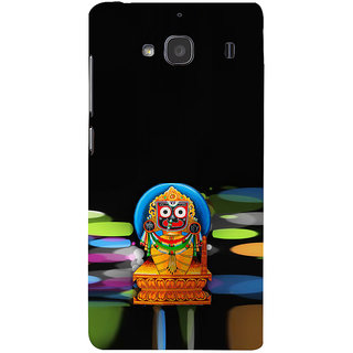 ifasho Jagannath Back Case Cover for Redmi 2S