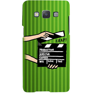 ifasho movie shoots action Back Case Cover for Samsung Galaxy A7