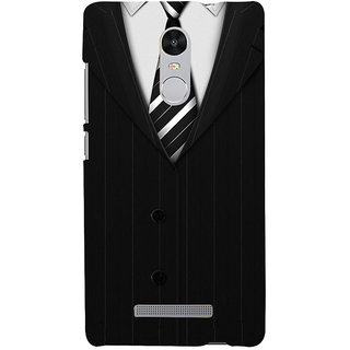 ifasho Gentle man  Back Case Cover for REDMI Note 3