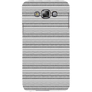 ifasho Animated Pattern colrful 3Dibal design Back Case Cover for Samsung Galaxy E7