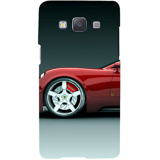ifasho Stylish long Car Back Case Cover for Samsung Galaxy A7