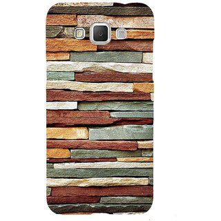 ifasho Rough Stone Graphics Back Case Cover for Samsung Galaxy Grand Max
