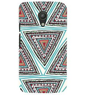 ifasho Animated Pattern colrful 3Dibal design Back Case Cover for Moto G2