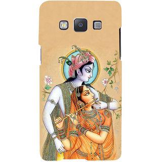 ifasho radha Krishna Back Case Cover for Samsung Galaxy A7