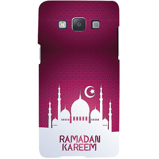 ifasho Ramadan muslim cover Back Case Cover for Samsung Galaxy A7