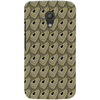 ifasho Modern Art Design Pattern with Lot Of small heart Back Case Cover for Moto G2