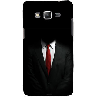 ifasho Gentle man Back Case Cover for Samsung Galaxy Grand Prime