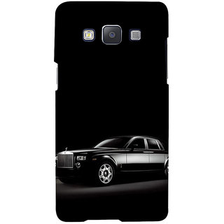 ifasho The Car Back Case Cover for Samsung Galaxy A7