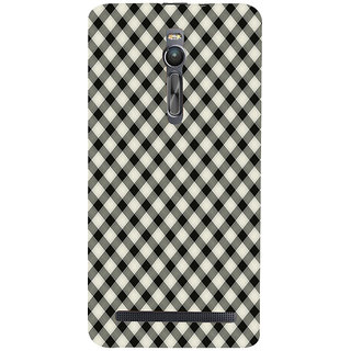 ifasho Animated Pattern of Chevron Arrows royal style Back Case Cover for Asus Zenfone2