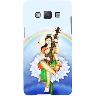 ifasho Goddess Saraswati  Back Case Cover for Samsung Galaxy A7