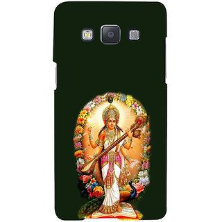 ifasho Goddess Saraswati  Back Case Cover for Samsung Galaxy A7