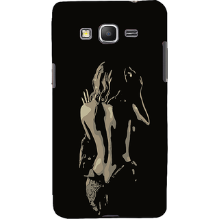 ifasho Chocolate Girl Back Case Cover for Samsung Galaxy Grand Prime