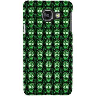 ifasho Modern  Design animated skeleton Pattern Back Case Cover for Samsung Galaxy A3 A310 (2016 Edition)