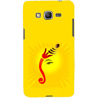 ifasho Modern Art Ganesh Back Case Cover for Samsung Galaxy Grand Prime