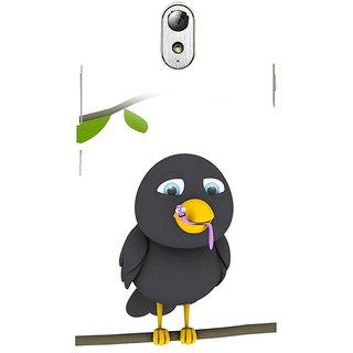 ifasho Bird eating cartoon Back Case Cover for Lenovo Vibe P1M