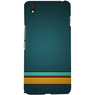 ifasho Modern Art Back Case Cover for One Plus X