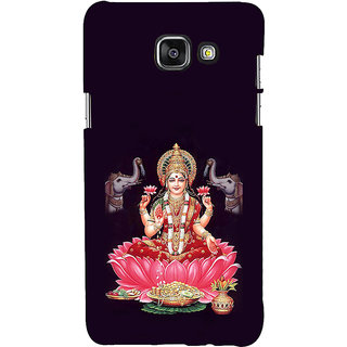 ifasho Lord Laxmi Back Case Cover for Samsung Galaxy A5 A510 (2016 Edition)