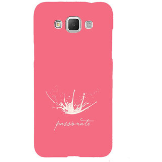 ifasho Passinate Quote Back Case Cover for Samsung Galaxy Grand3