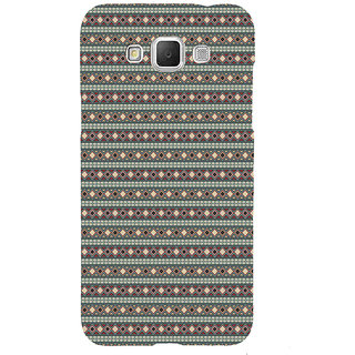 ifasho Animated Pattern colrful 3Dibal design rajasthani style Back Case Cover for Samsung Galaxy Grand3