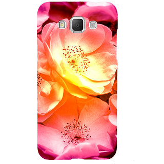 ifasho Flowers Back Case Cover for Samsung Galaxy Grand Max