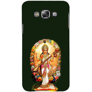 ifasho Goddess Saraswati  Back Case Cover for Samsung Galaxy E7