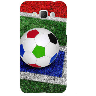 ifasho Foot ball Back Case Cover for Samsung Galaxy Grand3