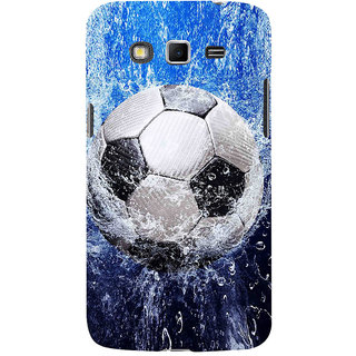 ifasho Foot ball Back Case Cover for Samsung Galaxy Grand