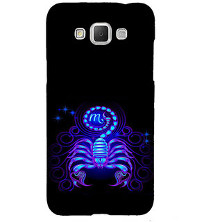 ifasho zodiac sign scorpio Back Case Cover for Samsung Galaxy Grand3