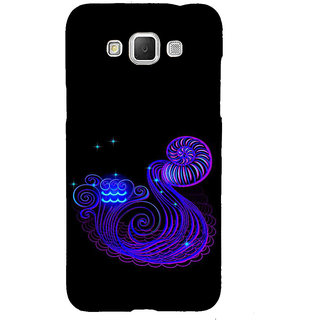 ifasho zodiac sign aquarius Back Case Cover for Samsung Galaxy Grand3