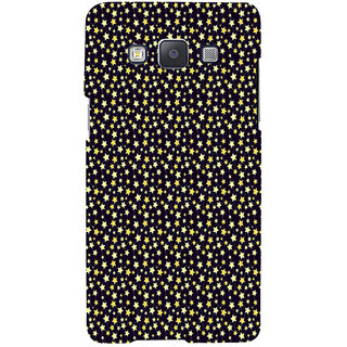 ifasho Animated Pattern colourful littel stars Back Case Cover for Samsung Galaxy A7