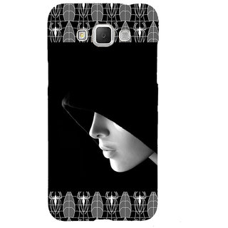 ifasho covered Girl and Spider Back Case Cover for Samsung Galaxy Grand Max