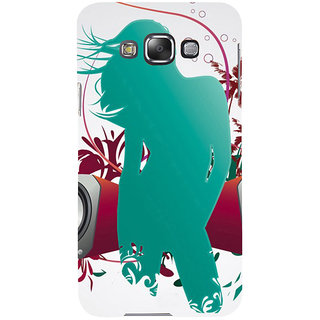 ifasho Girl dancing with music box Back Case Cover for Samsung Galaxy E7
