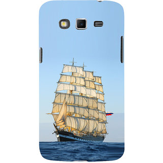 ifasho Ship in See Back Case Cover for Samsung Galaxy Grand