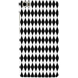 ifasho Animated Pattern of Chevron Arrows royal style Back Case Cover for Redmi Mi5