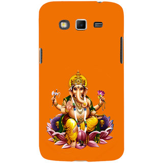 ifasho Lord Ganesha Back Case Cover for Samsung Galaxy Grand