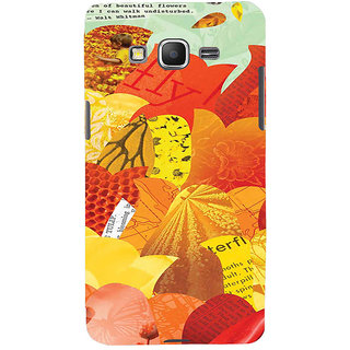 ifasho Animated Pattern colrful paper cuttings Back Case Cover for Samsung Galaxy Grand Prime