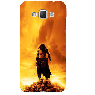 ifasho Modern Art Design animated man with skeleton Back Case Cover for Samsung Galaxy Grand3