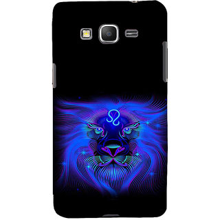 ifasho zodiac sign leo Back Case Cover for Samsung Galaxy Grand Prime